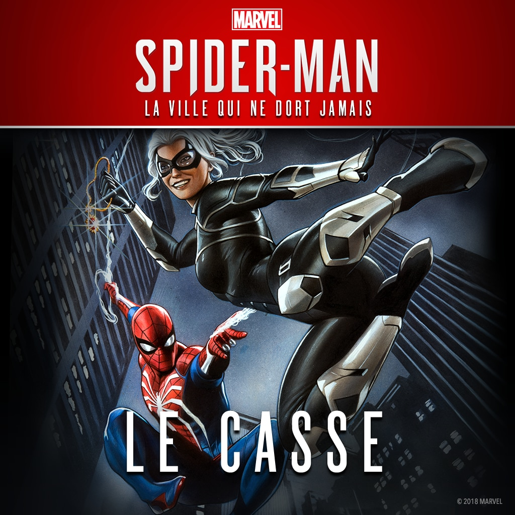 Marvel's Spider-Man : Le casse