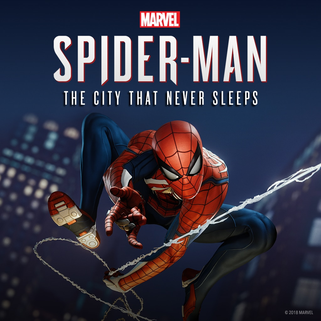 Marvel's Spider-Man: The City That Never Sleeps – Season Pass