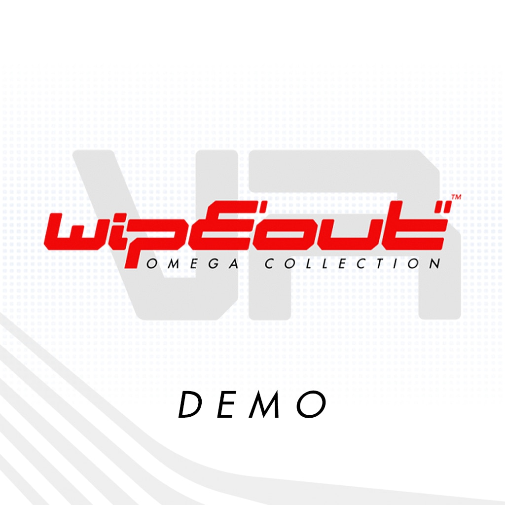 Demo di WipEout Omega Collection