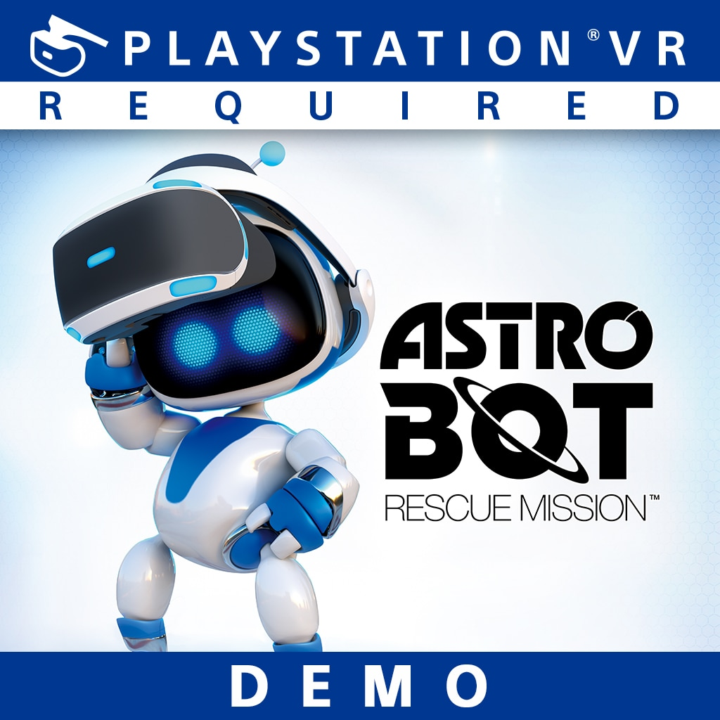 ASTRO BOT Rescue Mission™ Demo