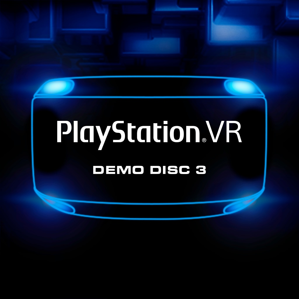 Raccolta di demo per PlayStation®VR 3