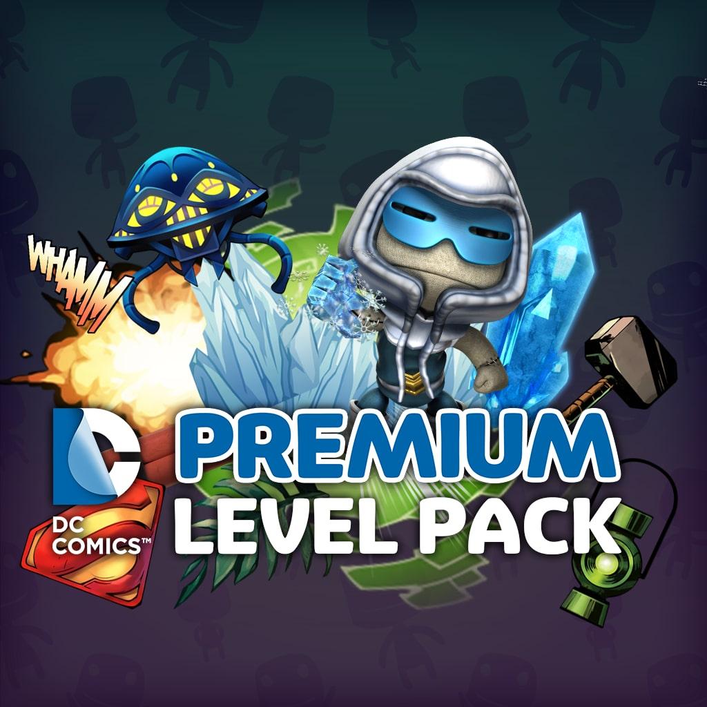 DC Comics™ Premium-levelpack