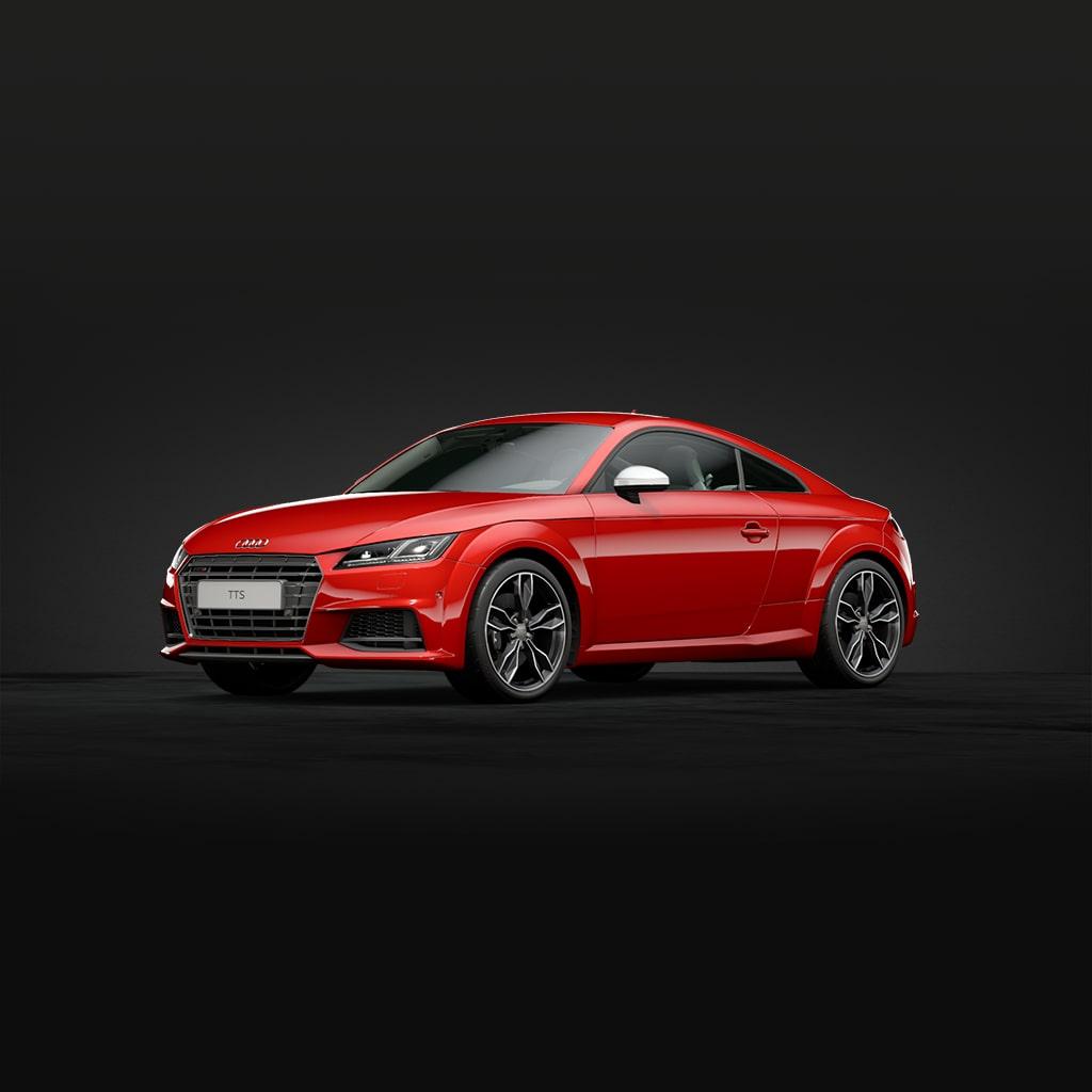 Audi TTS Coupé '14