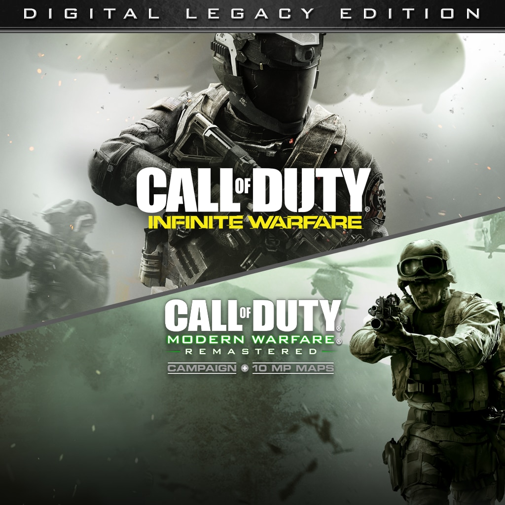 Call of Duty®: Infinite Warfare Legacy Edition (Chinese/Korean Ver.)