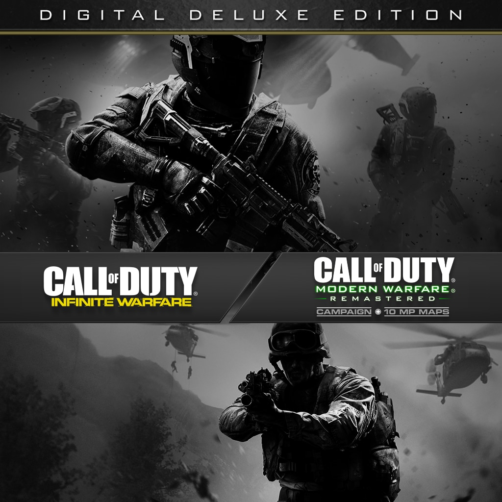 Call of Duty®: Infinite Warfare Digital Deluxe Edition (Chinese/Korean Ver.)