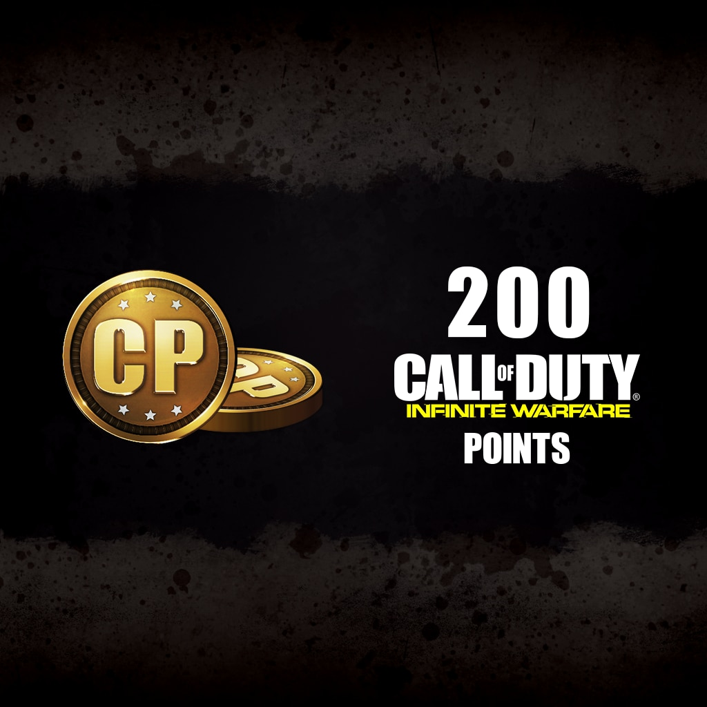 200 Call of Duty®: Infinite Warfare Points (中韩文版)