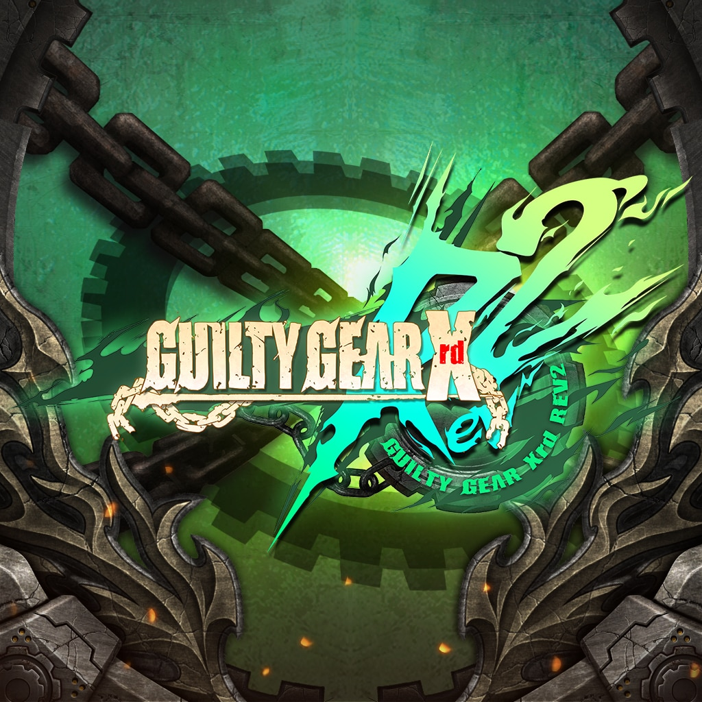 GUILTY GEAR Xrd REV 2 (中韓文版)