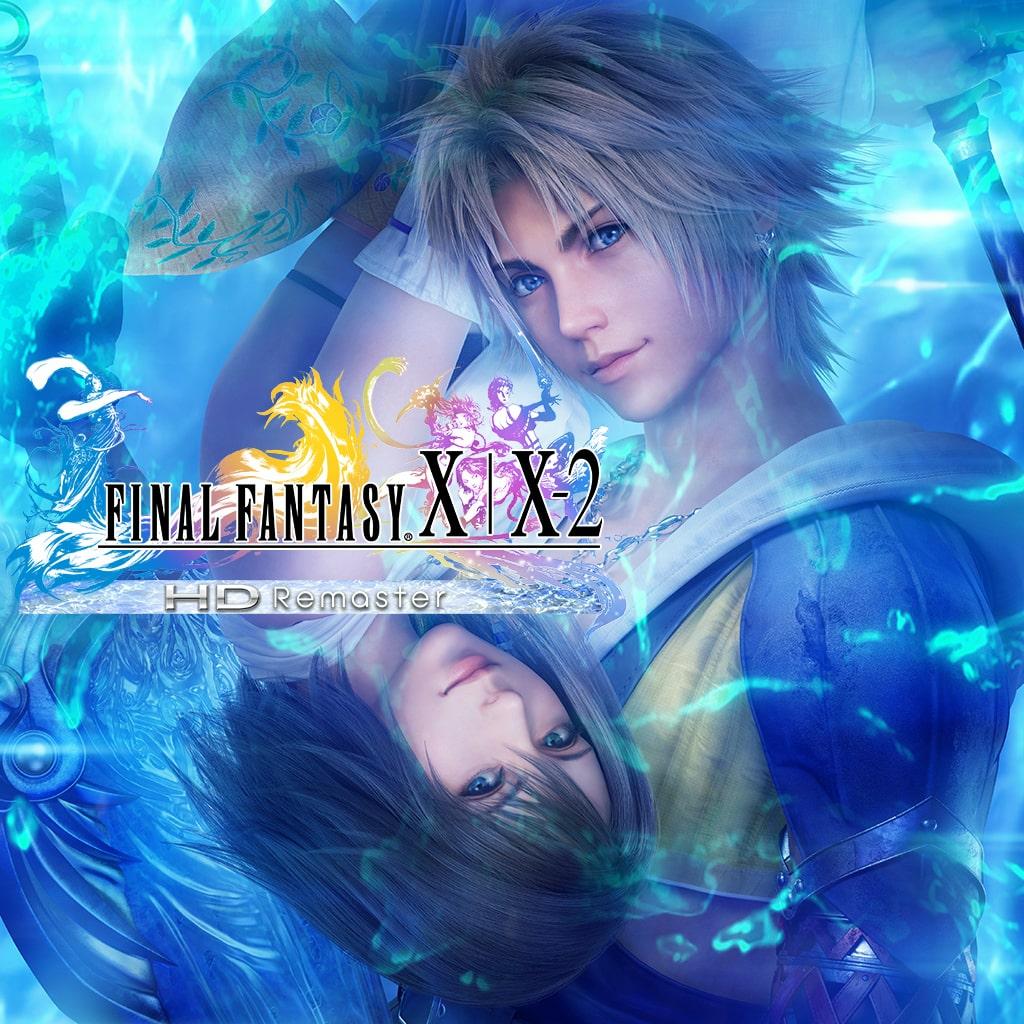 FINAL FANTASY X/X-2 HD Remaster (中韓文版)