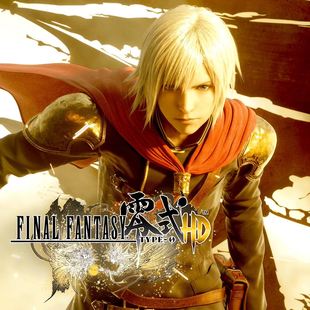 FINAL FANTASY TYPE-0 HD (中韩文版)