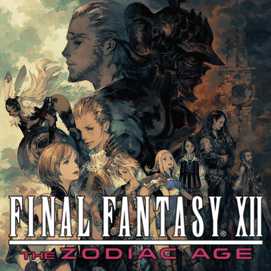 FINAL FANTASY XII THE ZODIAC AGE (中韩文版)