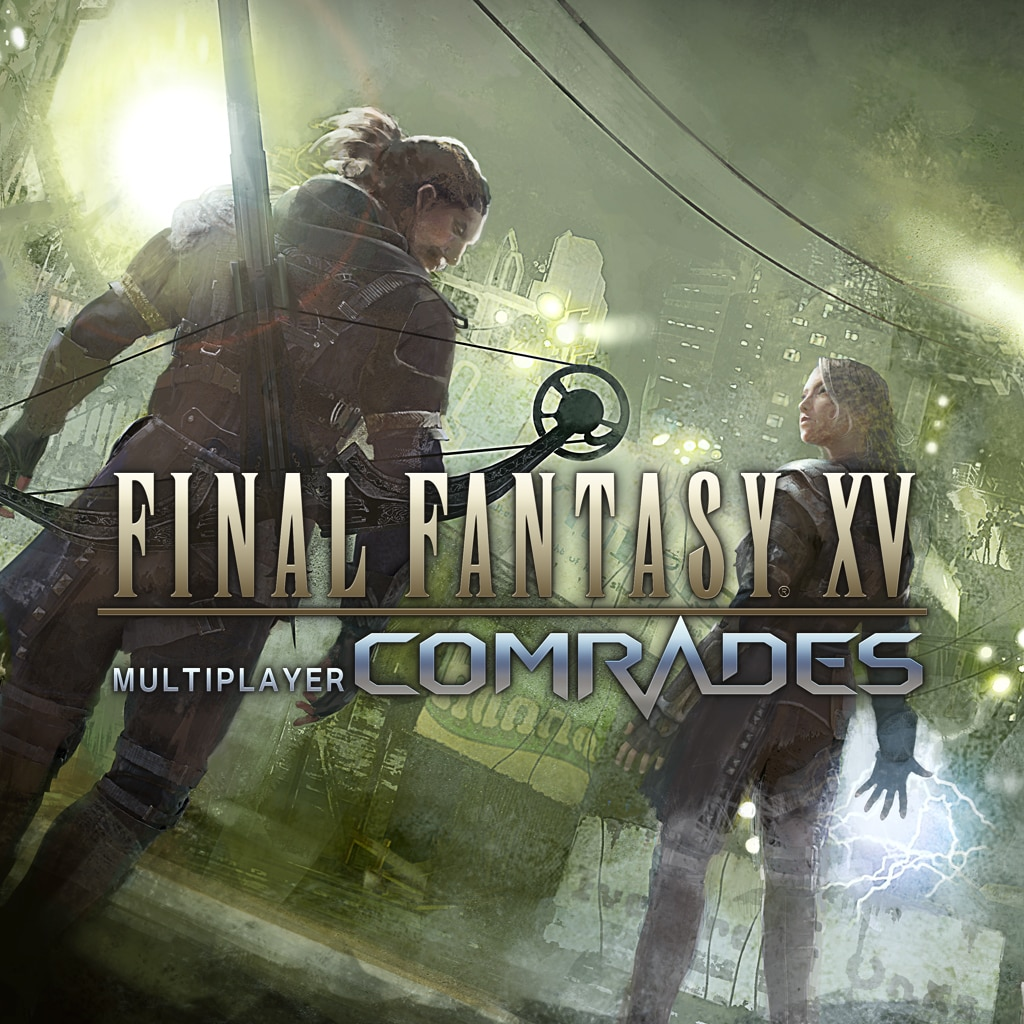FINAL FANTASY XV MULTIPLAYER: COMRADES (中韩文版)