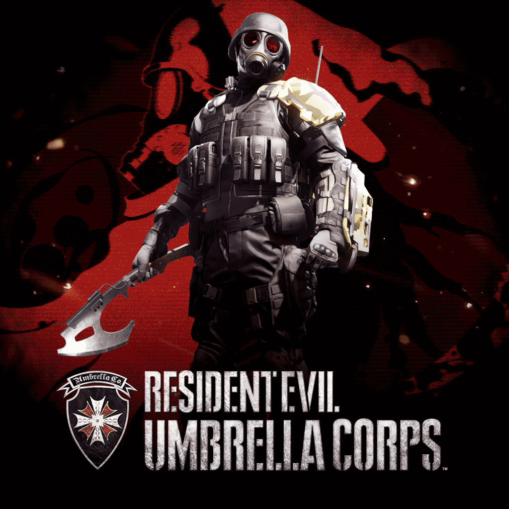 Resident Evil Umbrella Corps Upgrade Pack (English/Chinese/Korean/Japanese Ver.)