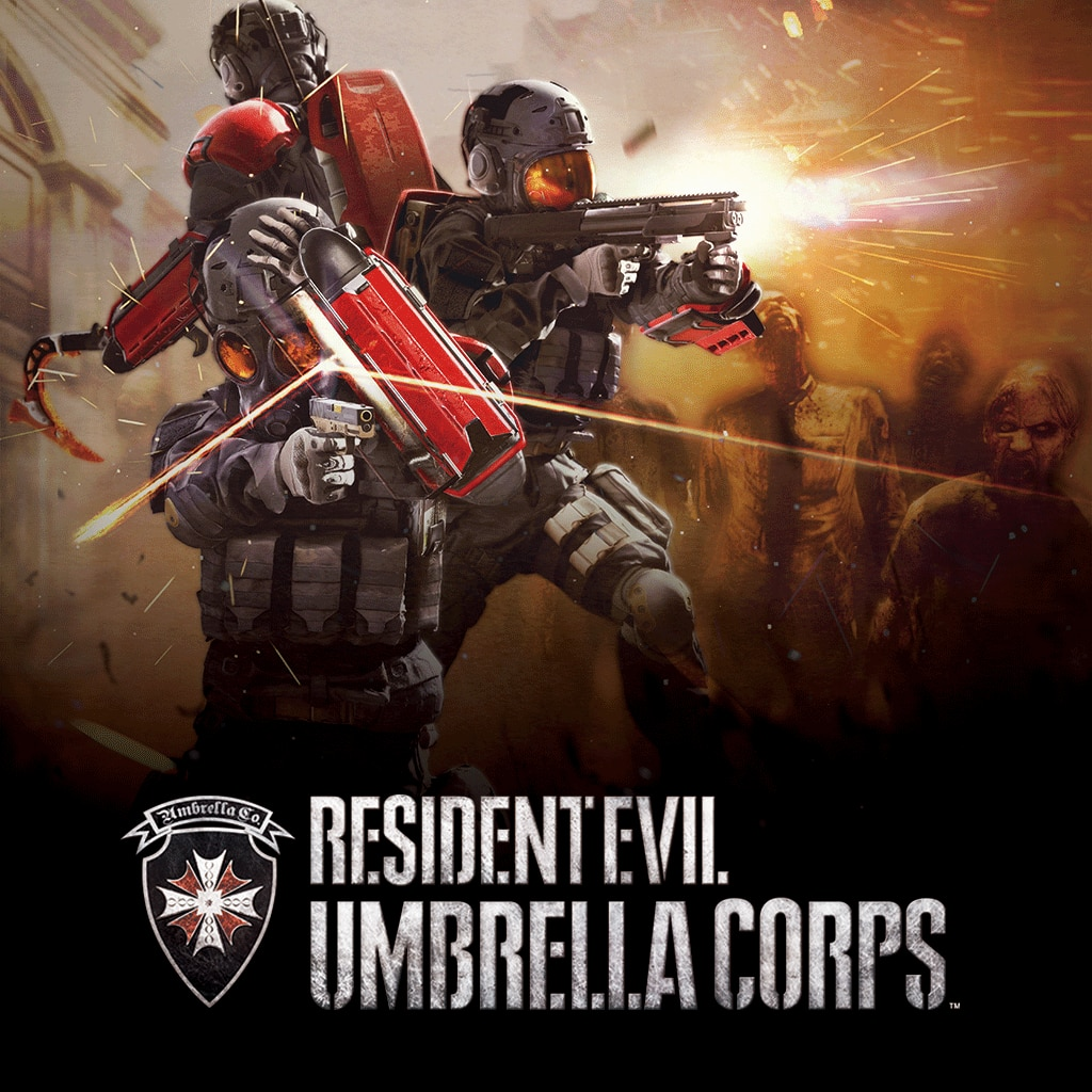 Resident Evil Umbrella Corps (English/Chinese/Korean/Japanese Ver.)