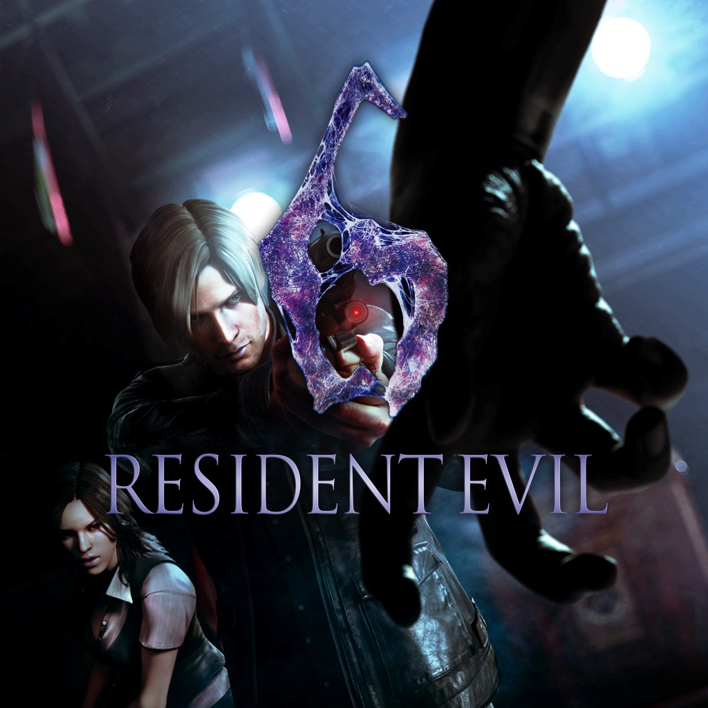 Resident Evil 6 (English/Chinese Ver.)