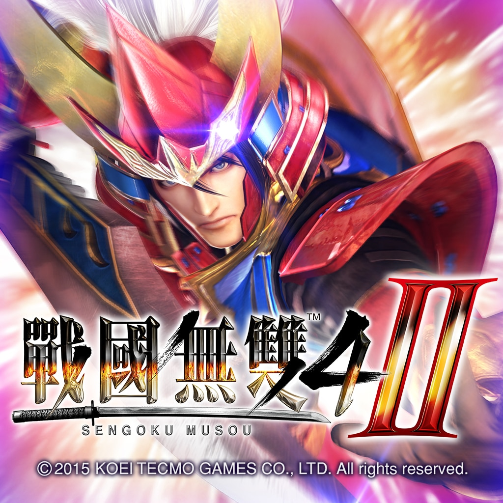 SAMURAI WARRIORS 4 - II (Chinese Ver.)