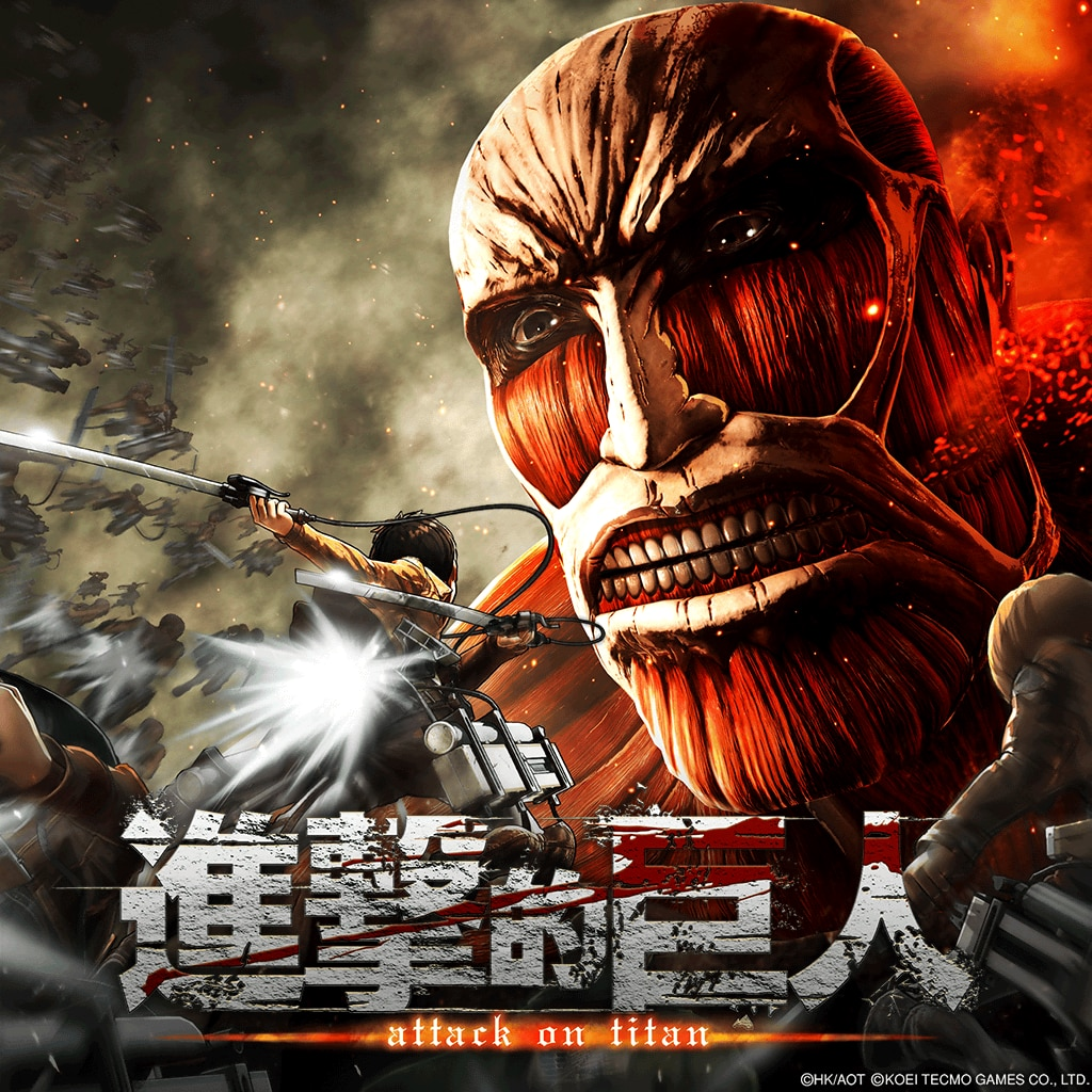 Attack on Titan (Chinese Ver.)