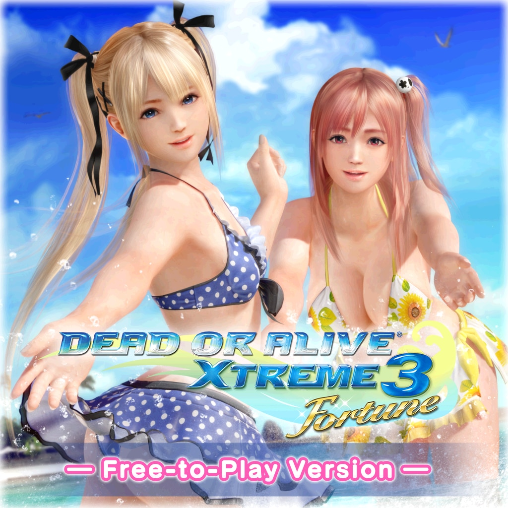 DEAD OR ALIVE Xtreme 3 Fortune Free-to-Play Version (English/Chinese/Korean Ver.)