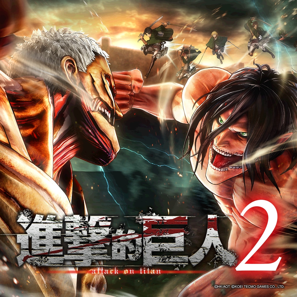 Attack on Titan 2 (Chinese/Korean Ver.)