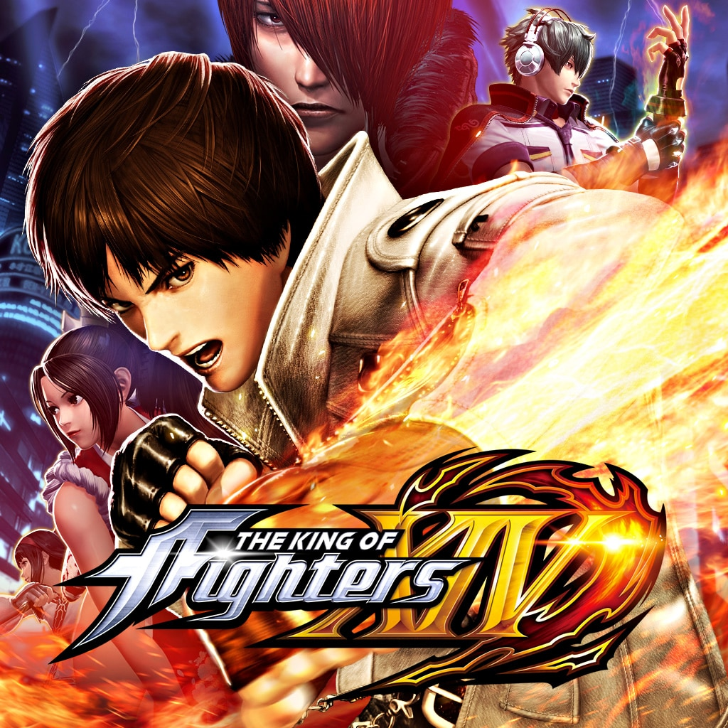 THE KING OF FIGHTERS XIV (PS4™) (Chinese/Korean/Japanese Ver.)