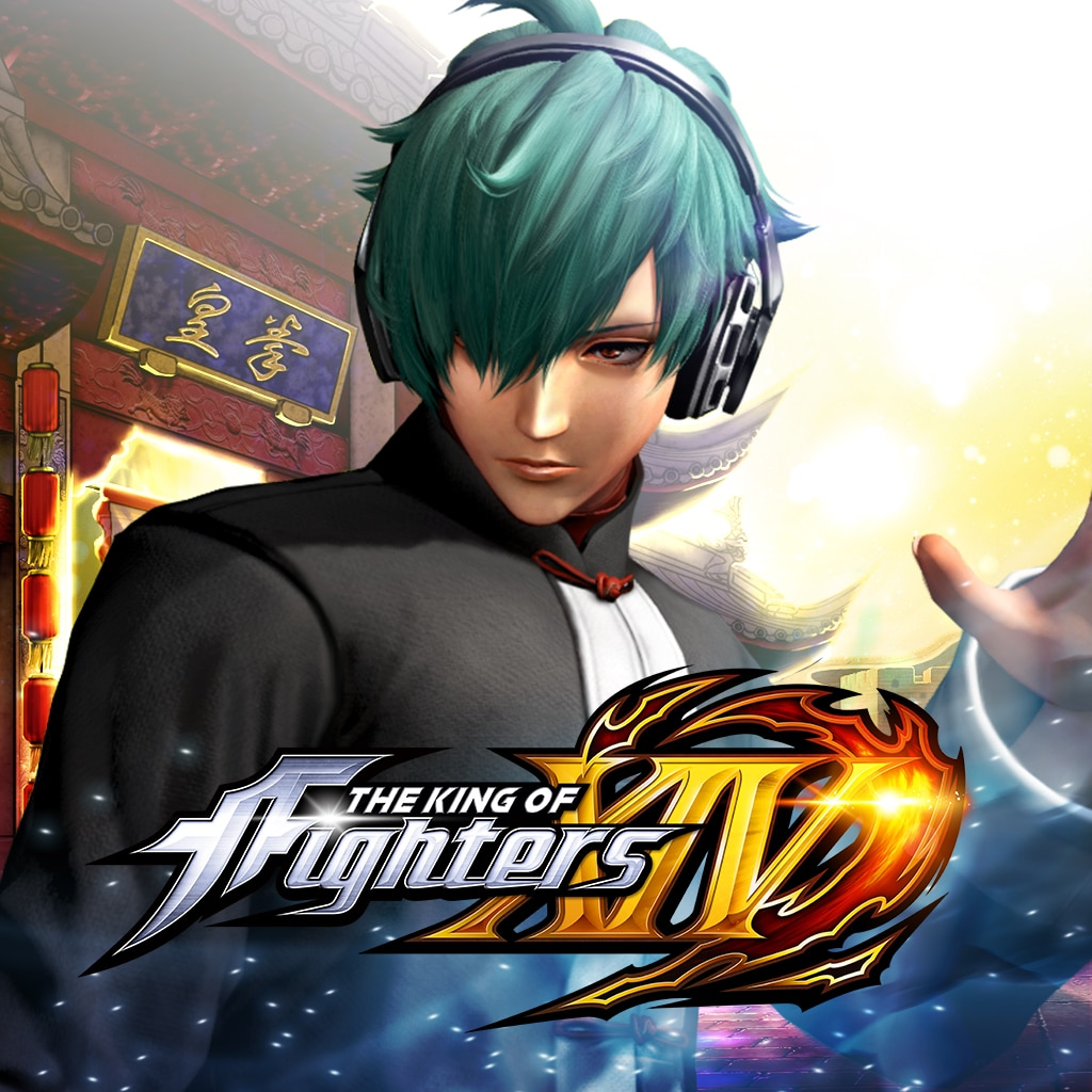 "KOF XIV: Costume ""SHUN'EI"" (Chinese/Korean/Japanese Ver.)"