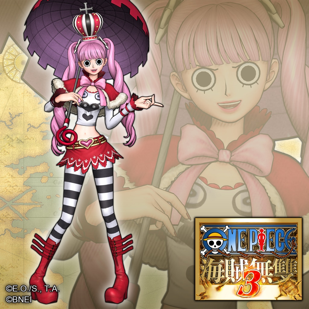 Additional costume: Perona (Thriller Bark ver.) (中文版)