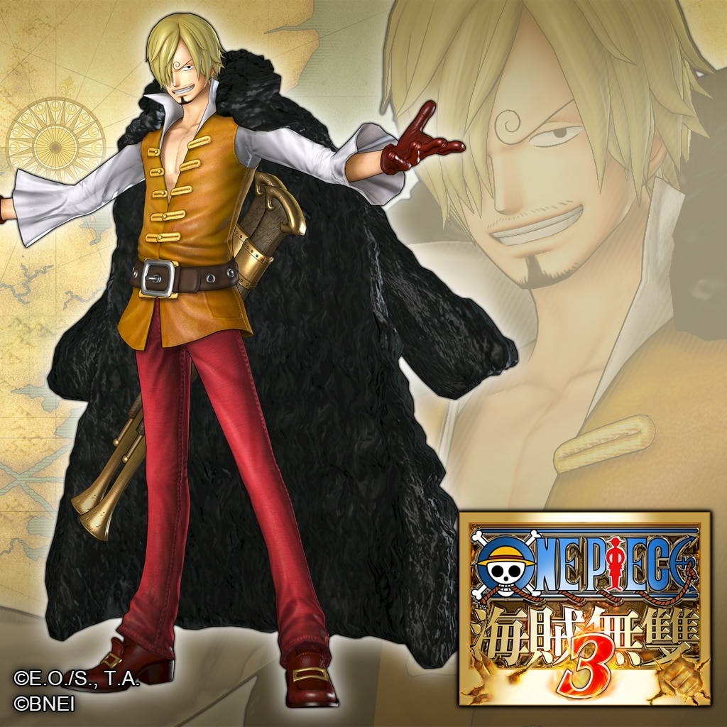 Additional Costume: SANJI (FILM Z Version) (中文版)