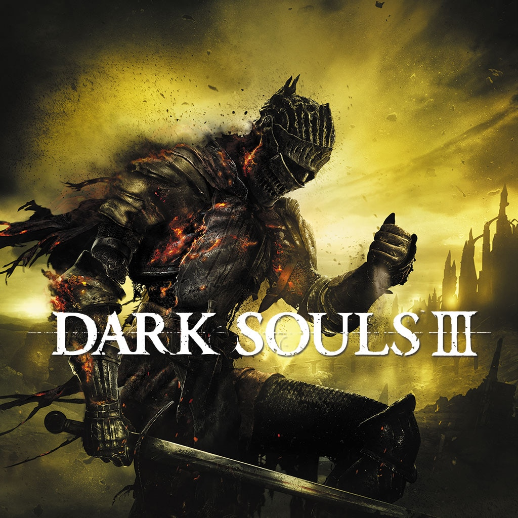 DARK SOULS™ III (English/Chinese/Korean Ver.)