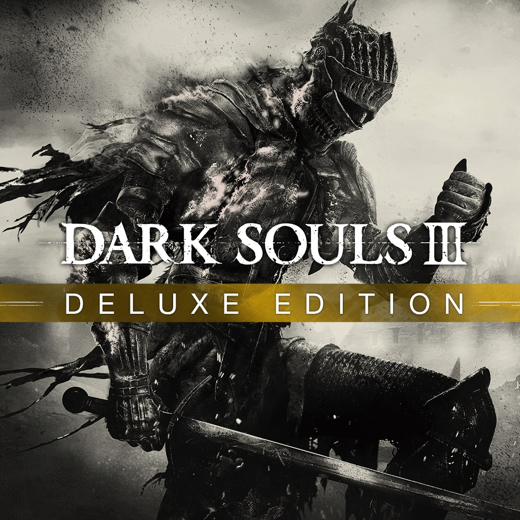 DARK SOULS™ III - Deluxe Edition (English/Chinese/Korean Ver.)