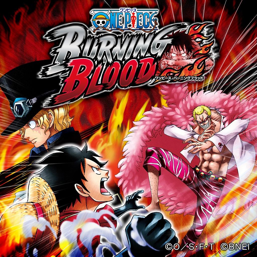 航海王BURNING BLOOD(PS4™版) (中日韩文版)