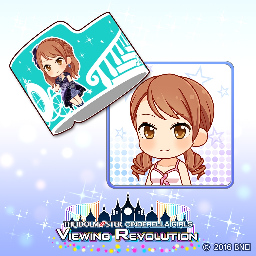 Producer's wristband Karen Hojo VR Ver. (English/Chinese/Korean Ver.)