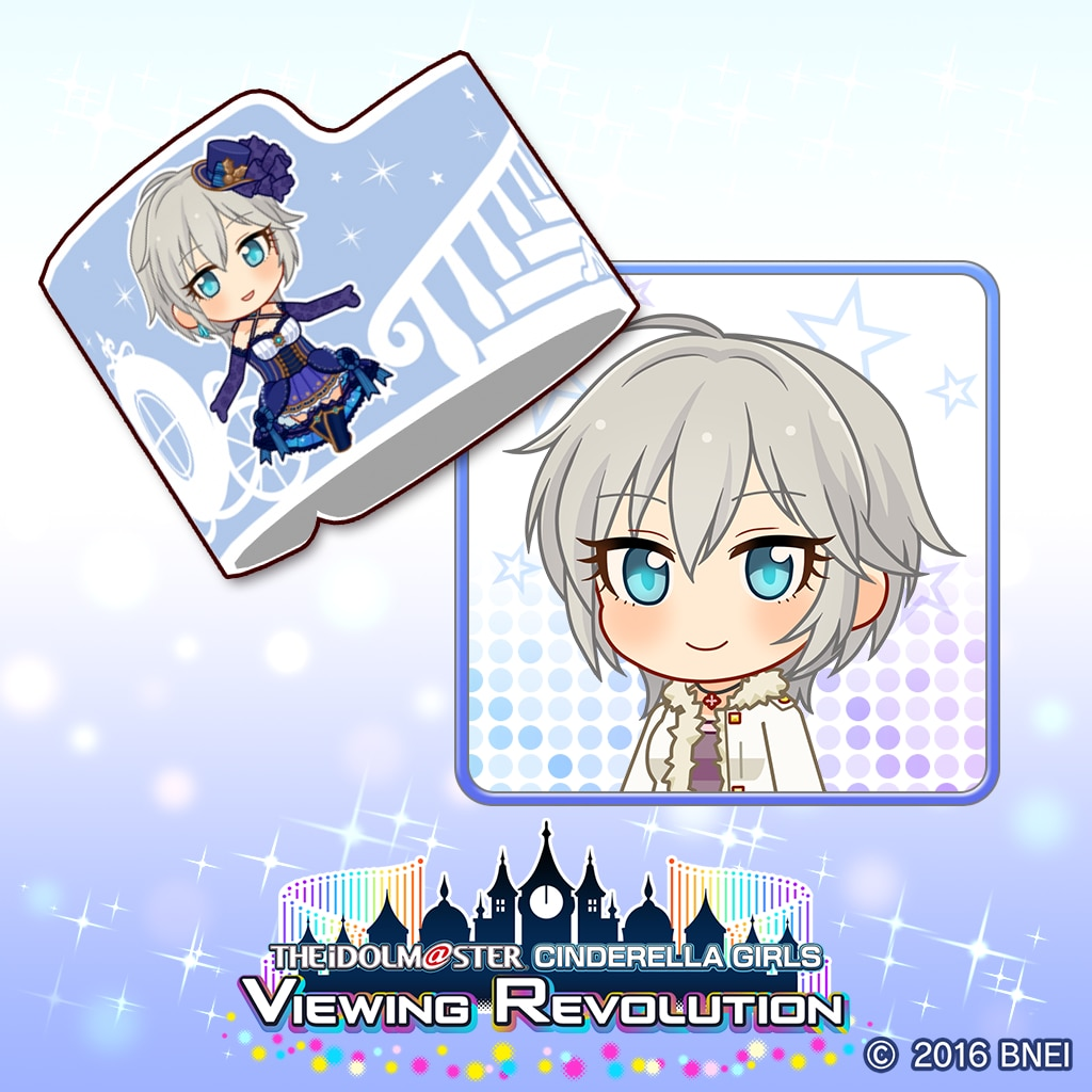Producer's wristband Anastasia VR Ver. (English/Chinese/Korean Ver.)