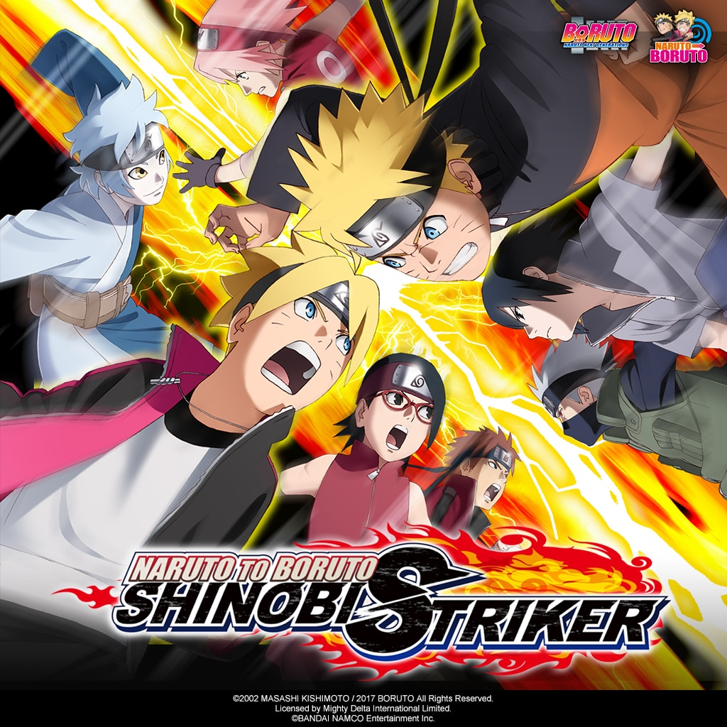 NARUTO TO BORUTO: SHINOBI STRIKER Trial Version (Chinese/Korean Ver.)