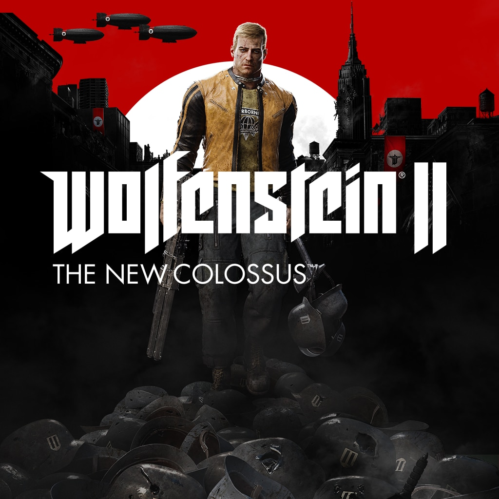 Wolfenstein® II: The New Colossus™ Trial (English/Chinese Ver.)