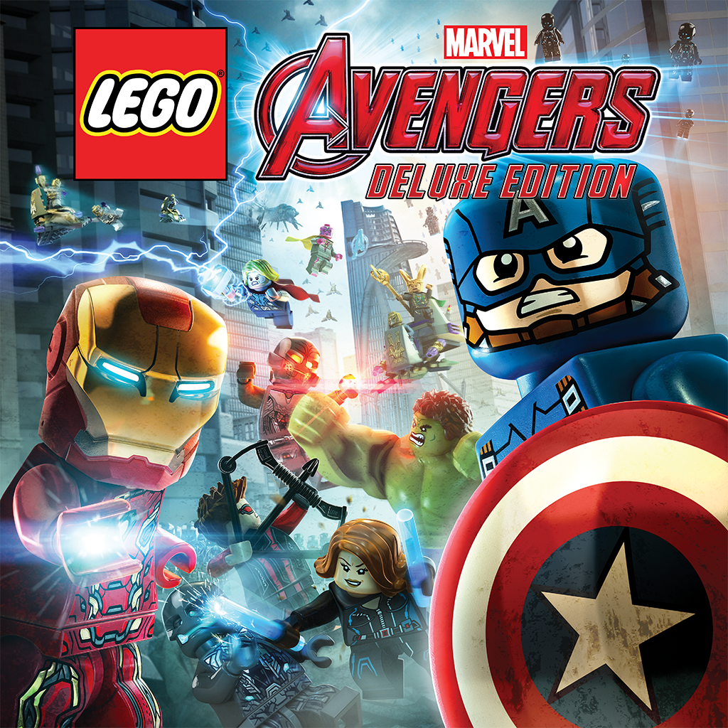 LEGO® Marvel's Avengers Deluxe Edition (Chinese Ver.)