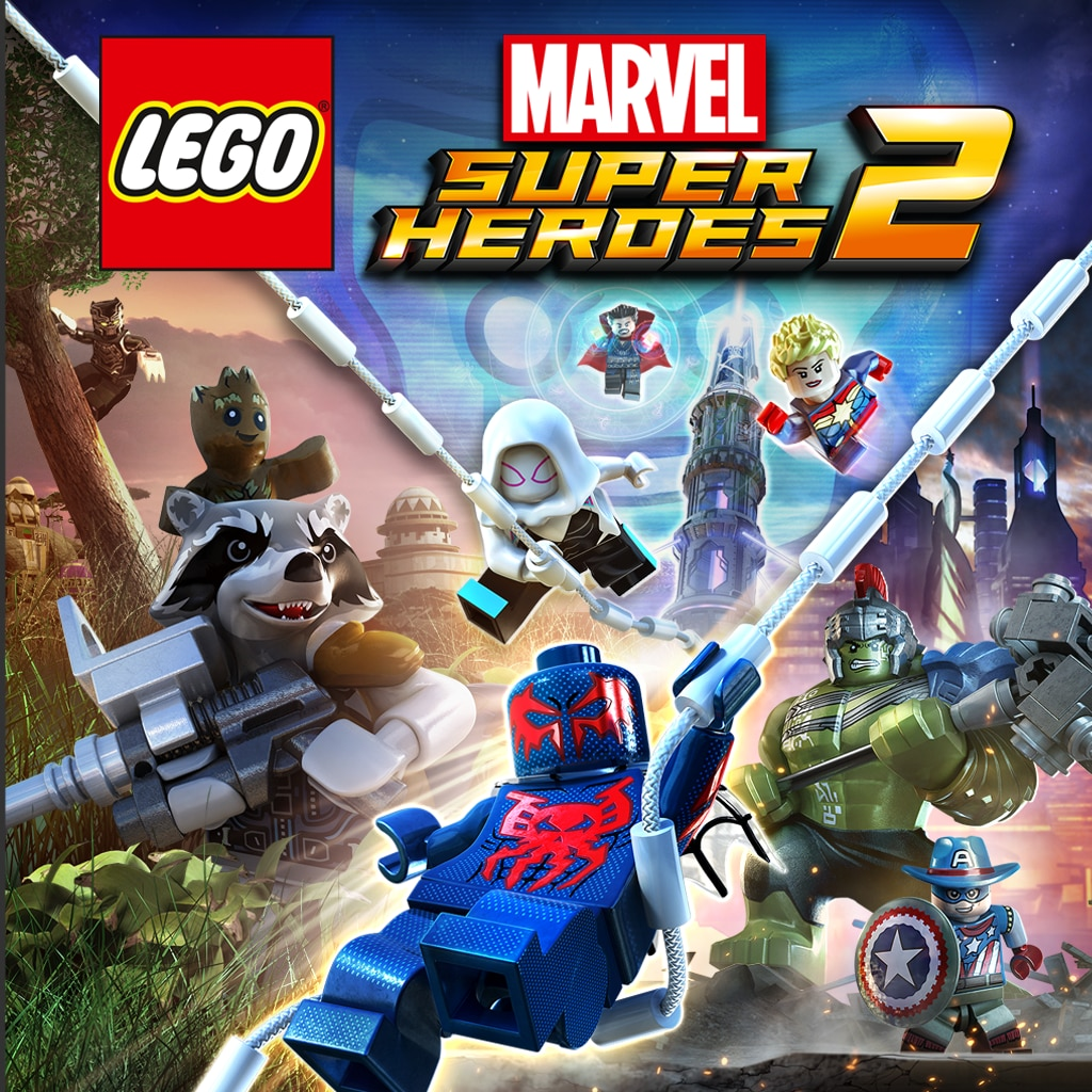 LEGO® Marvel Super Heroes 2 (English/Chinese/Korean Ver.)