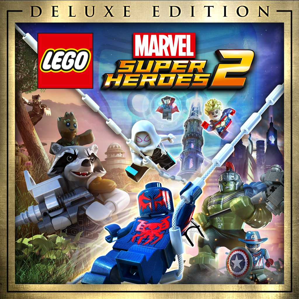 LEGO® Marvel Super Heroes 2 Deluxe Edition (English/Chinese/Korean Ver.)