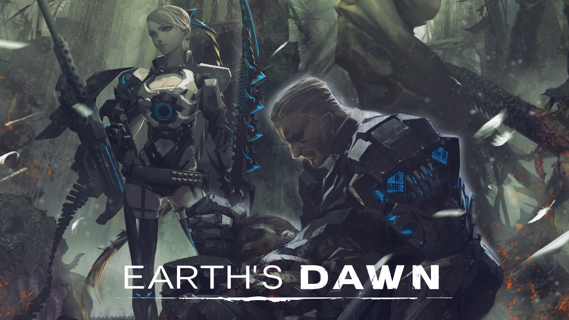 Earth's Dawn (English/Korean Ver.)