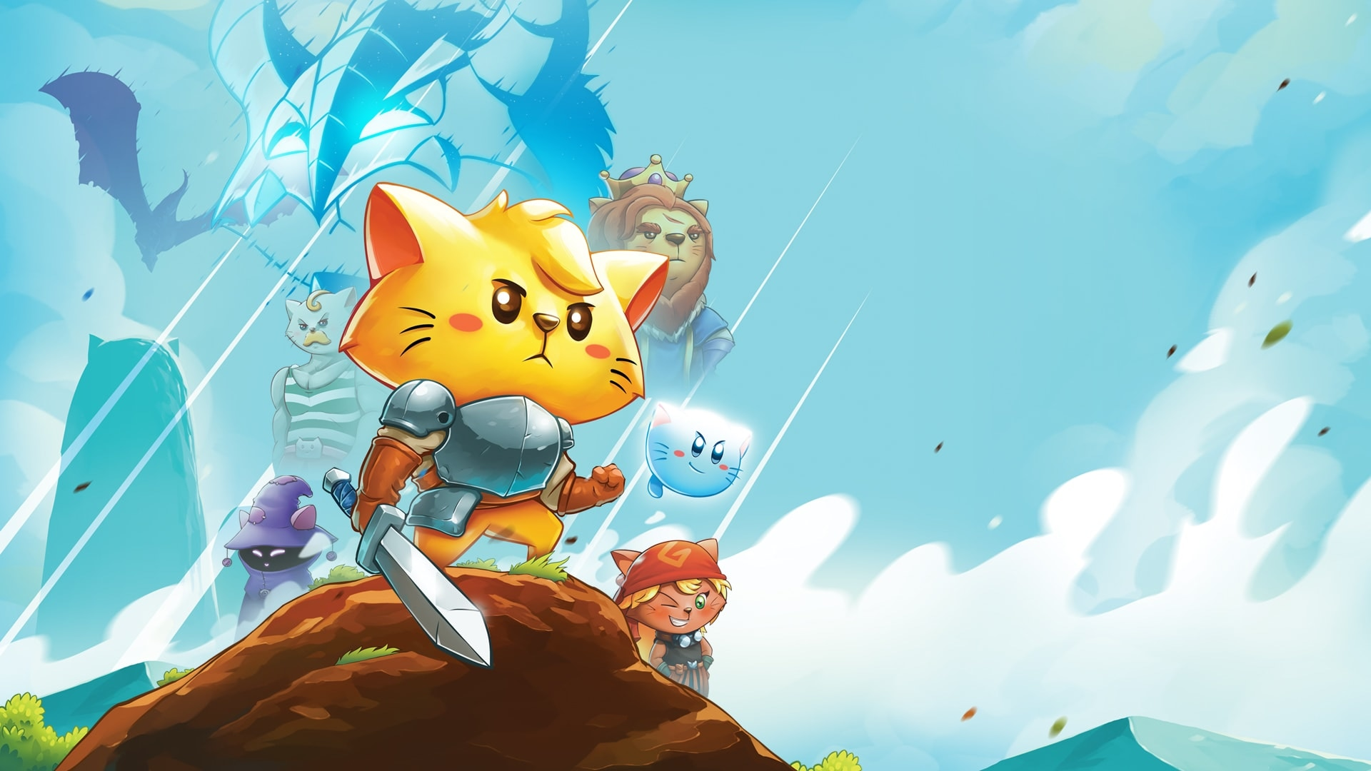 CAT QUEST (English/Chinese/Japanese Ver.)