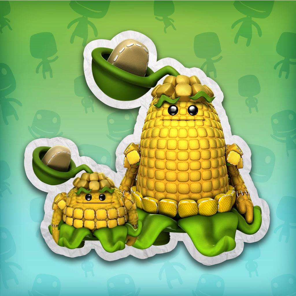 小小大星球 3玉米投手服裝 (中英韓文版)