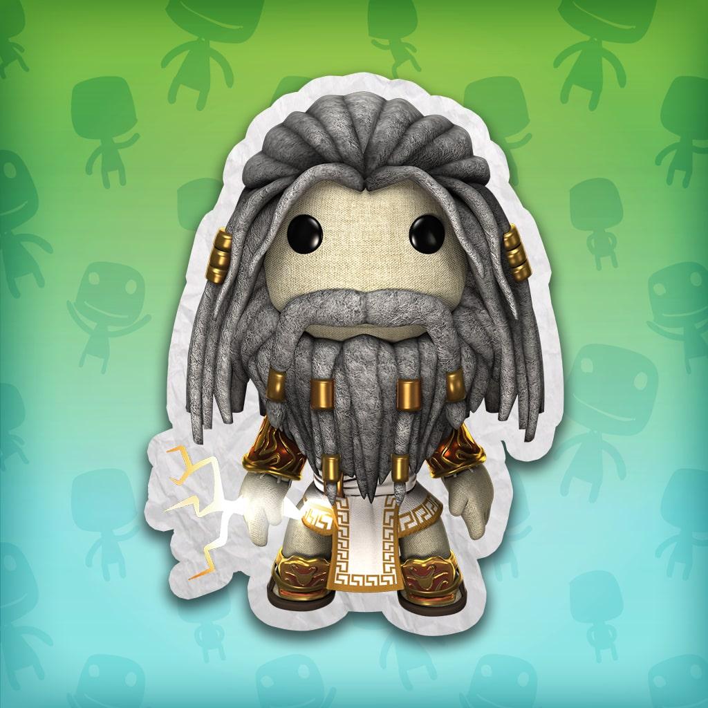 小小大星球3 God of War™ III:宙斯的服裝 (中英韓文版)
