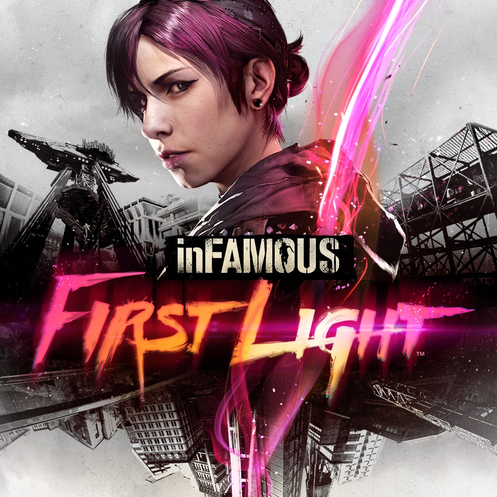 inFAMOUS First Light™ full game (English/Chinese/Korean Ver.)