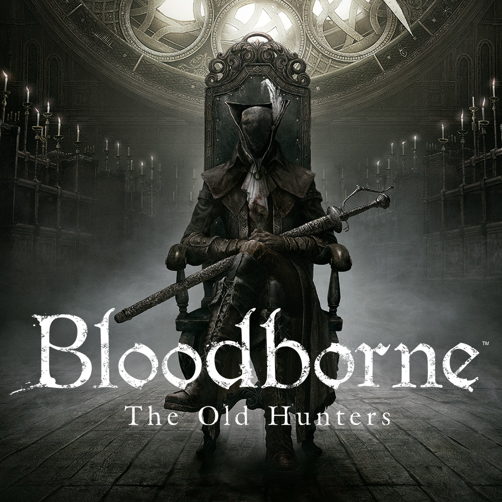 Bloodborne™ The Old Hunters DLC (中英韓文版)