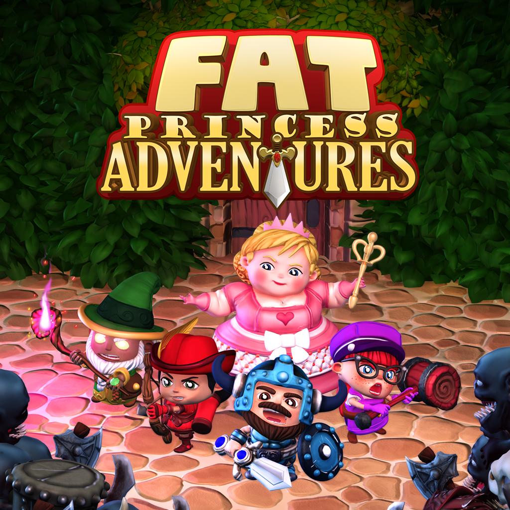 Fat Princess Adventures (English/Chinese/Korean Ver.)