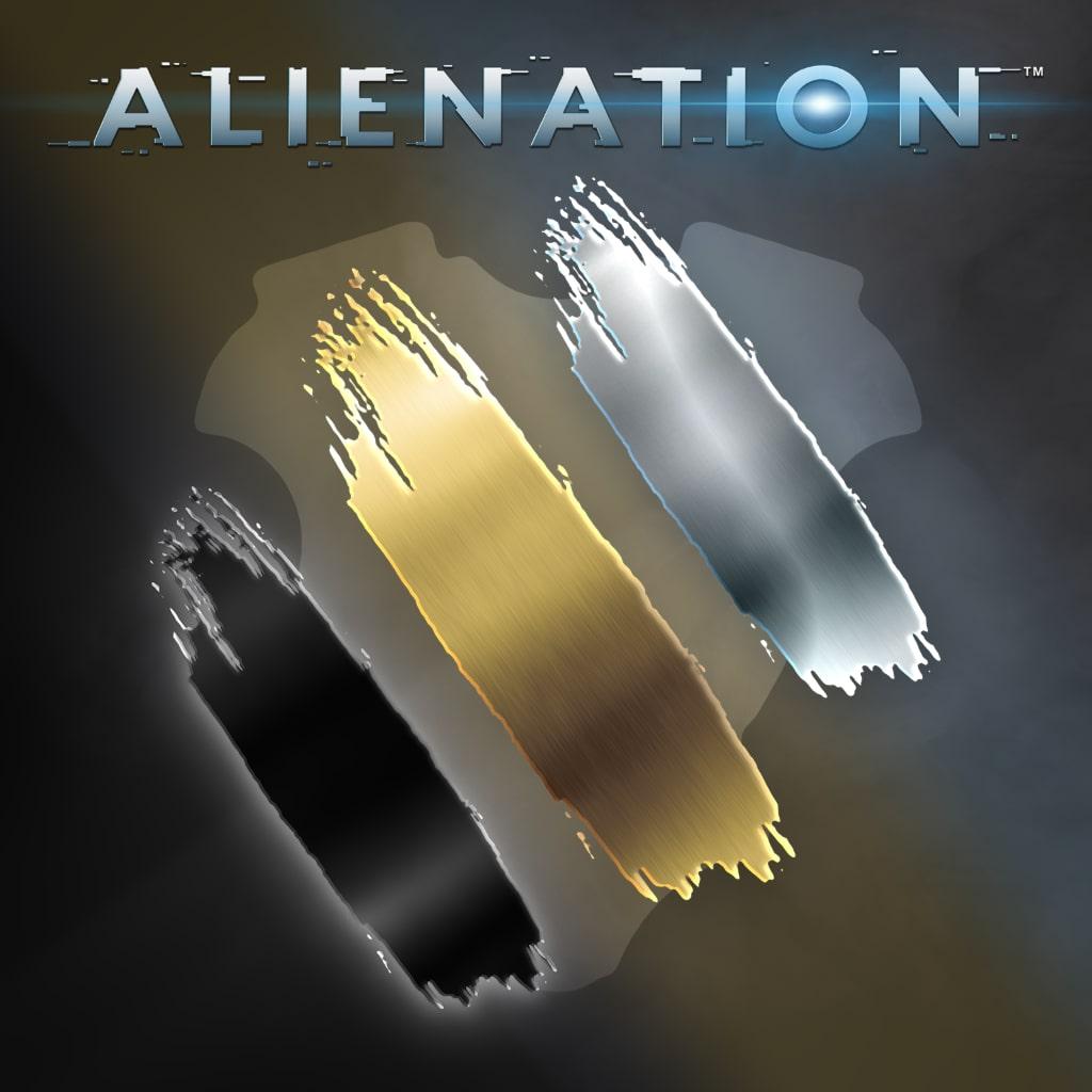 ALIENATION™ 방어구 페인트 팩 (한국어판)