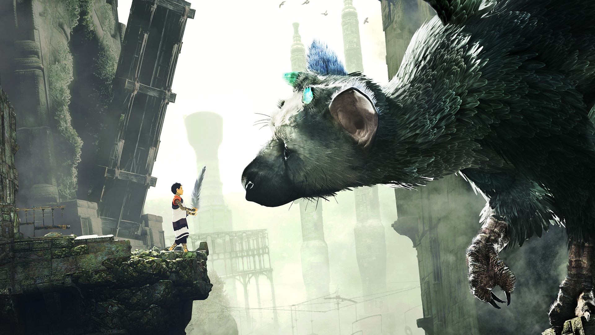 The Last Guardian (English/Chinese/Korean Ver.)