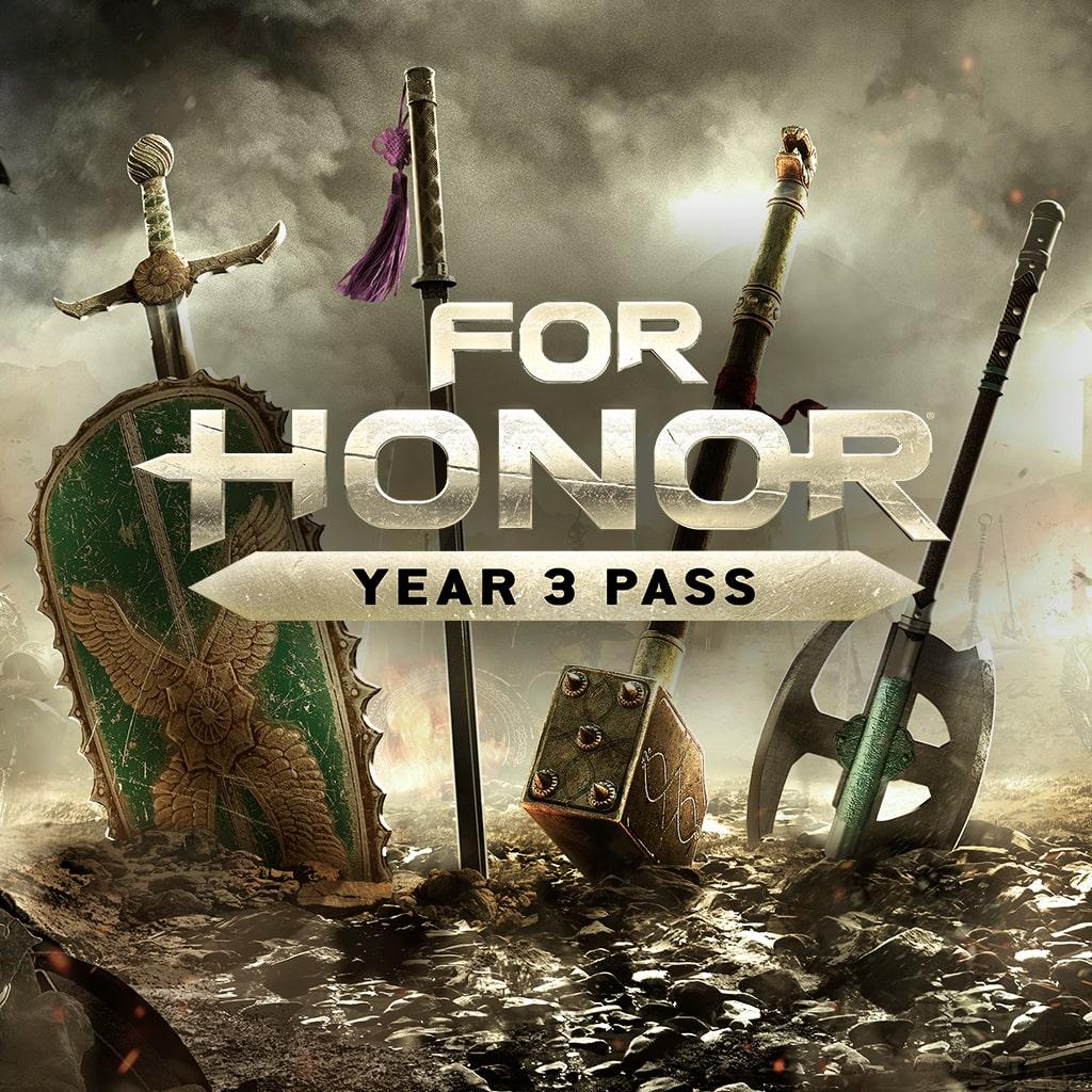 フォーオナー Year 3 Pass