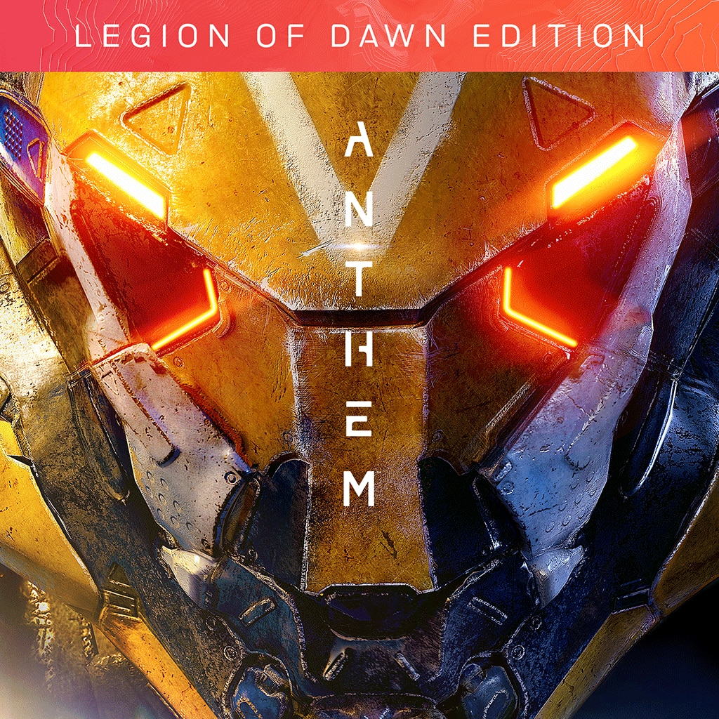 Anthem™ Legion of Dawn Edition (English/Chinese/Korean Ver.)