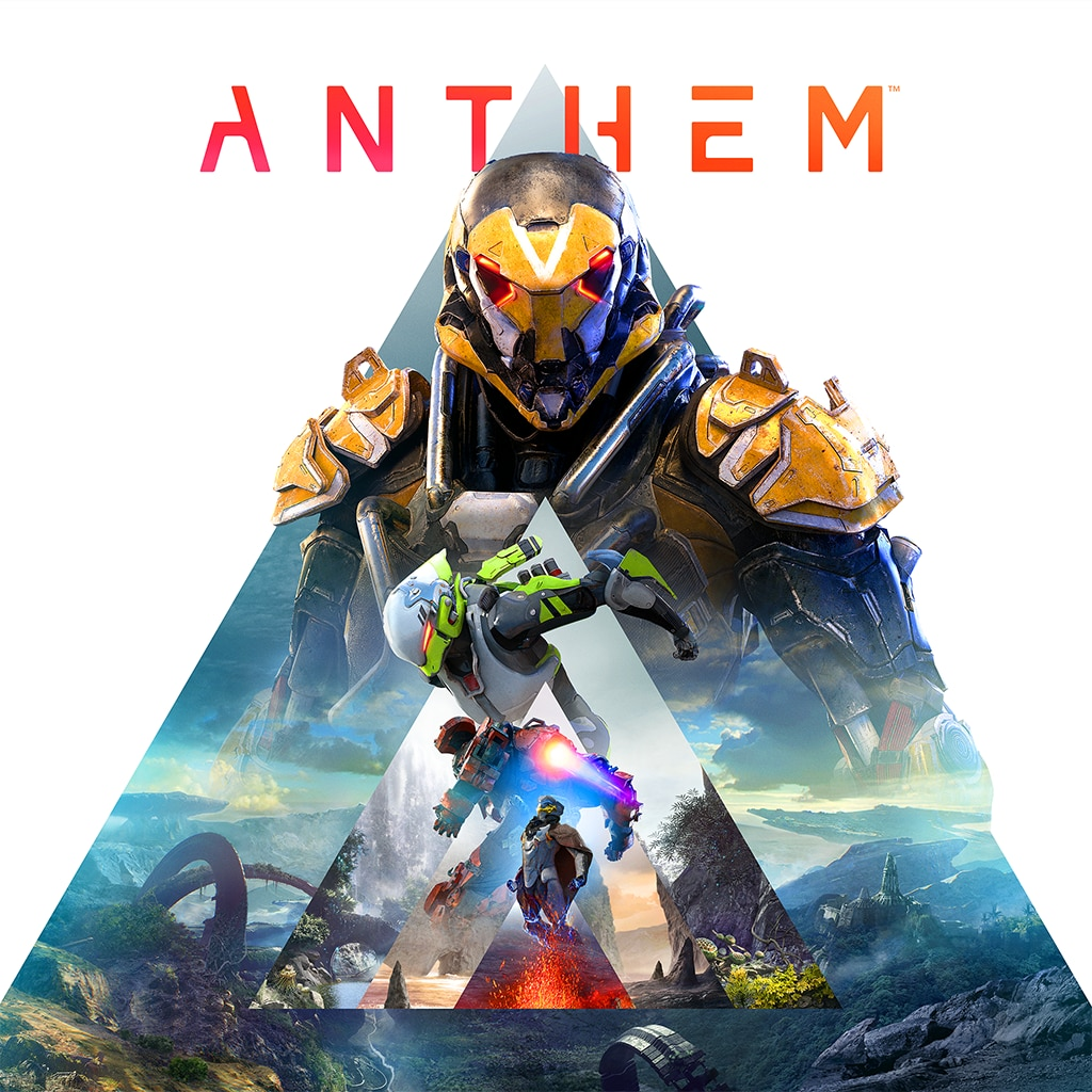 Anthem™ (English/Chinese/Korean Ver.)