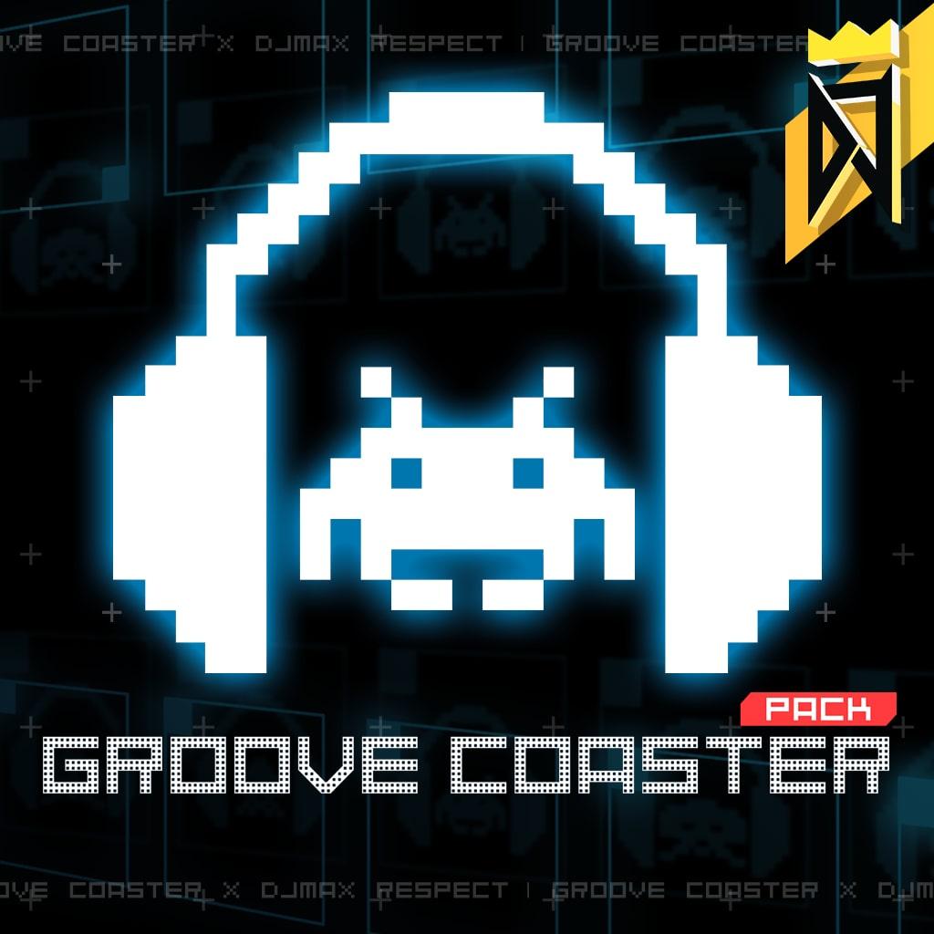 『DJMAX RESPECT』 GROOVE COASTERパック