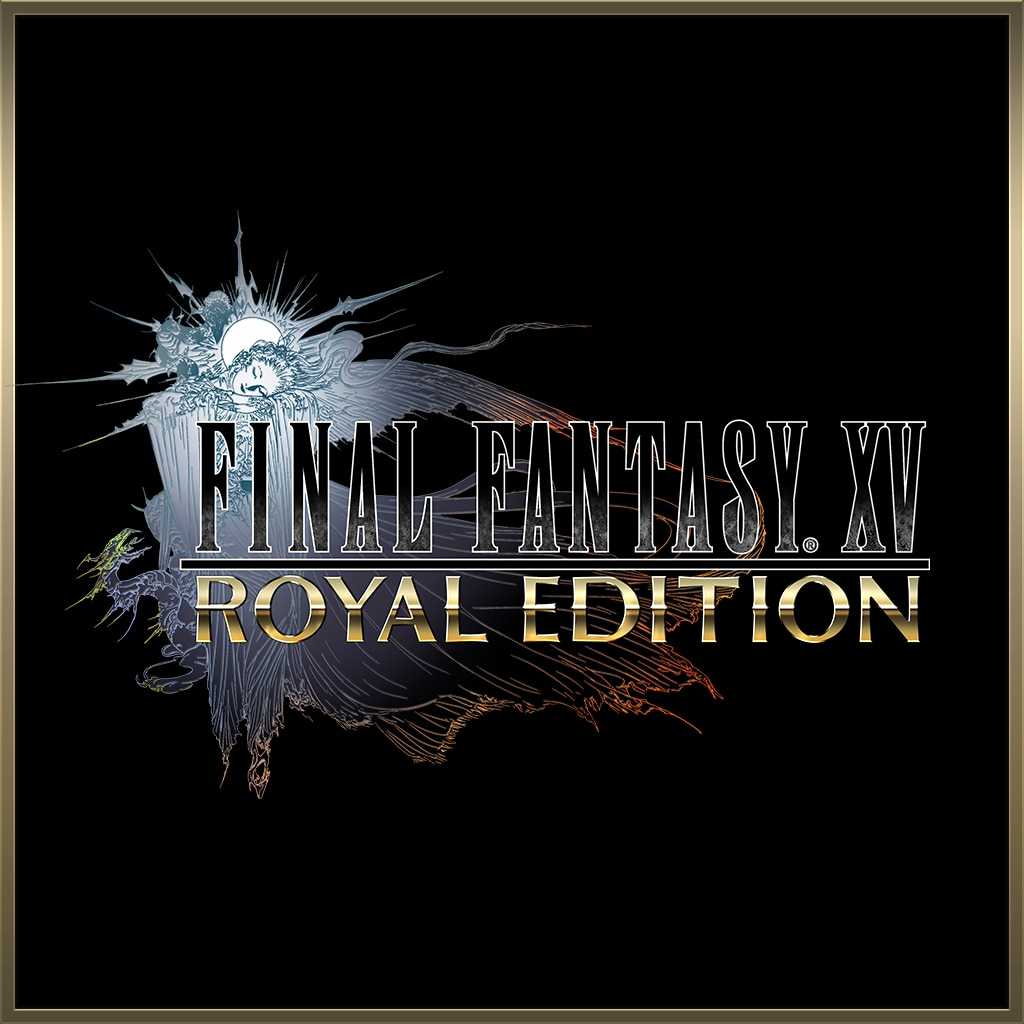 FINAL FANTASY XV ROYAL EDITION (日语, 英语)